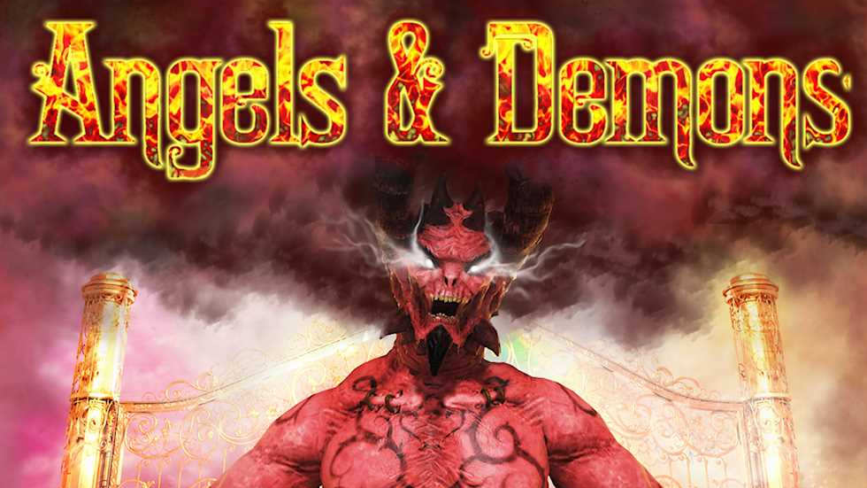 5D Cinema movies: Angels and demons. Age:12+.