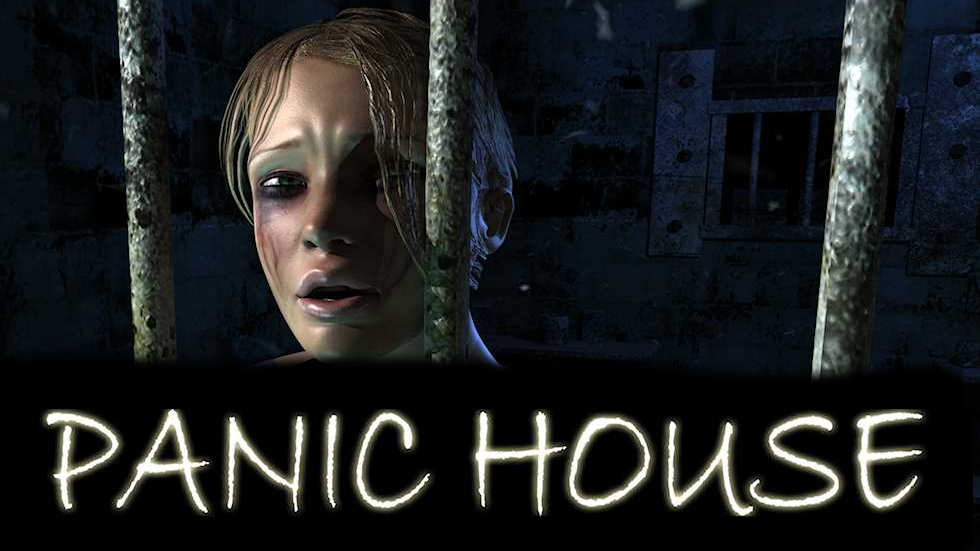 5D Cinema movie: Panic House