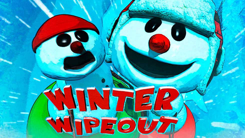 5D Cinema movie: Winter Wipeout