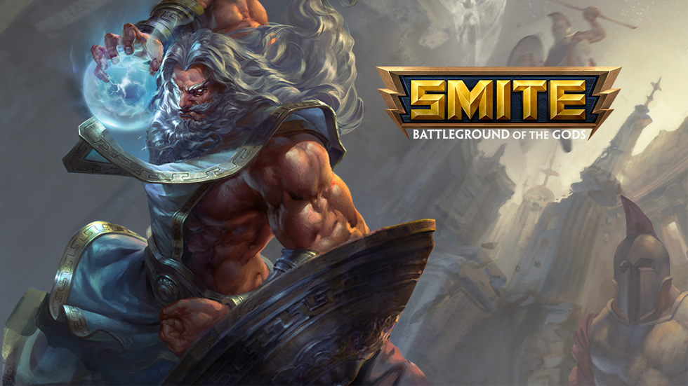 PC Gaming : Smite