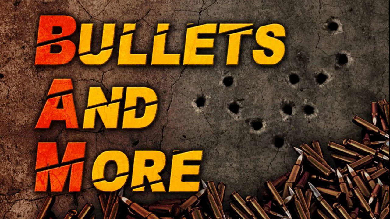 VR Arena game: Bullets And More