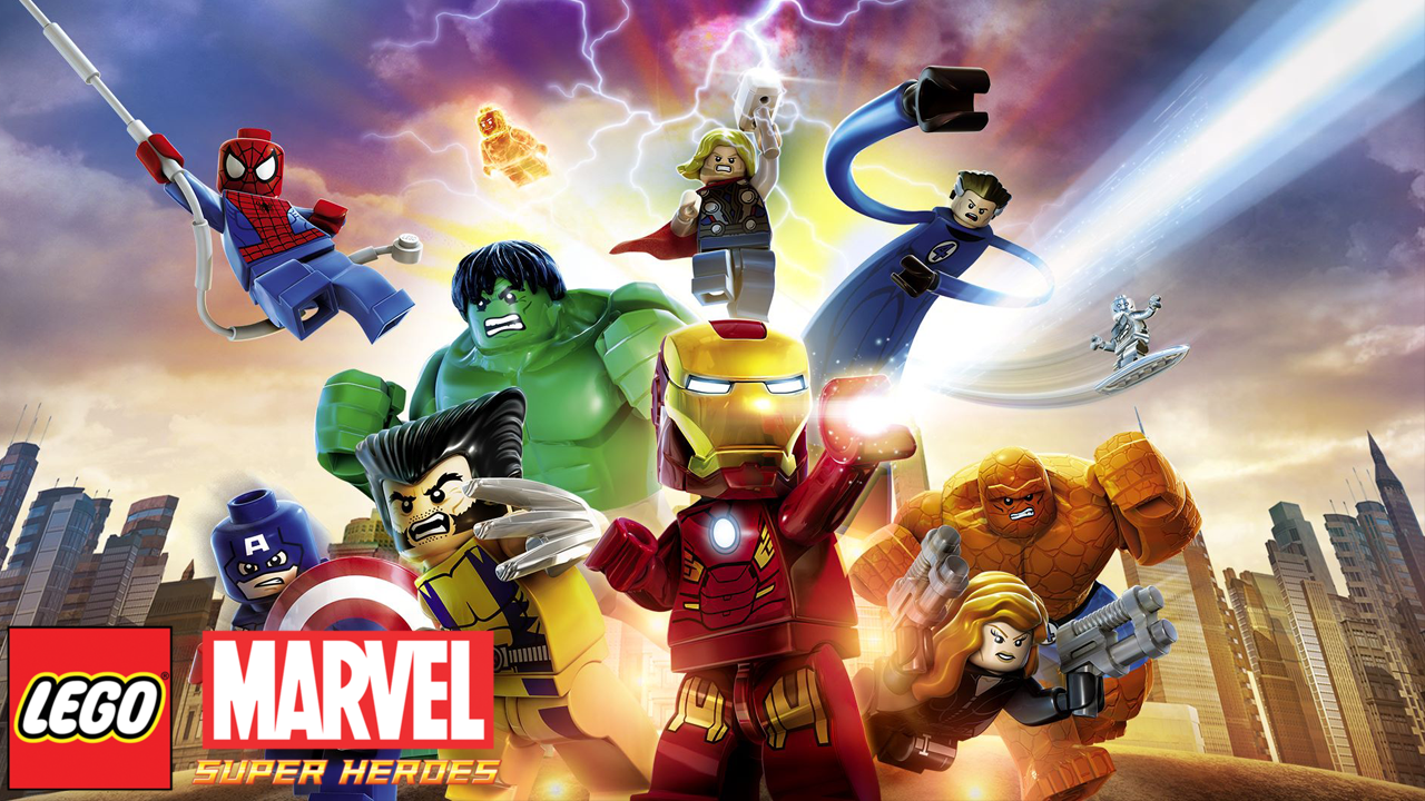 PC Gaming : LEGO® Marvel™ Super Heroes