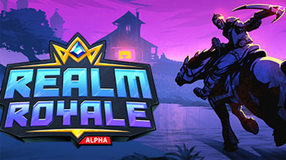 PC Gaming : Realm Royale