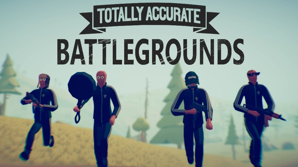 PC Gaming : Totally Accurate Battlegrounds
