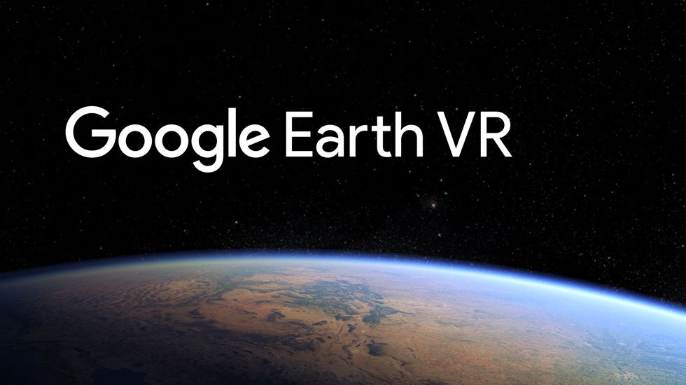 VR Arena game: Google Earth VR