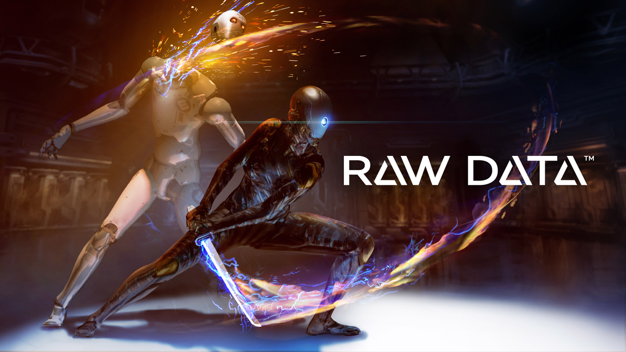 VR Arena game: Raw Data