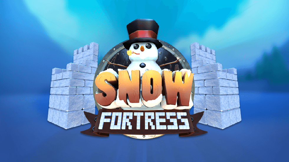 VR Arena game: Snow Fortress