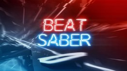 VR Arena game: Beat Saber