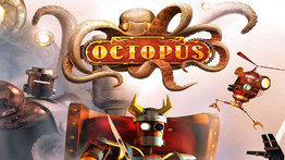 5D Cinema movies: Octopus. Age:8+.