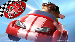 5D Cinema movies: Rats Race. Age:5+.