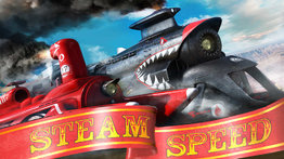 5D Cinema movie:Steam Speed