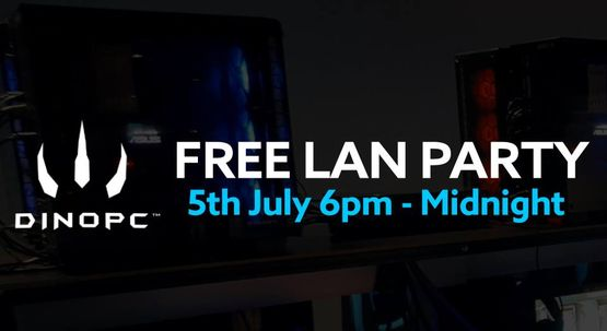 Dino PC LAN Party