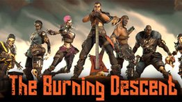 VR Arena: The Burning Descent