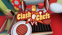 VR Arena game: Clash of Chefs