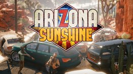 VR Arena game: Arizona Sunshine