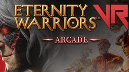 VR Arena game: Eternity Warriors