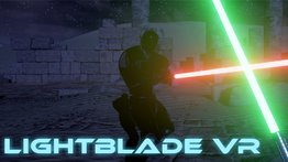 VR Arena game: Lightblade VR