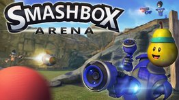 VR Arena game: Smashbox Arena