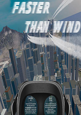 VR Sphere ride movie: Faster than wind. Age:6+