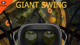 VR Ride movie: Giant swing.