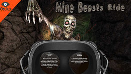 VR Sphere movie: Mine Beasts Ride.